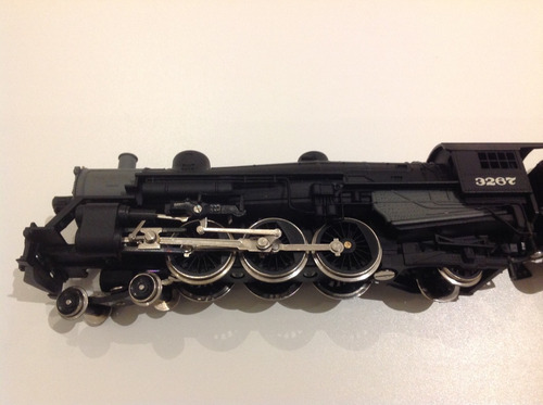 mehano locomotora vapor ho 1/87 vaporera compatible lima