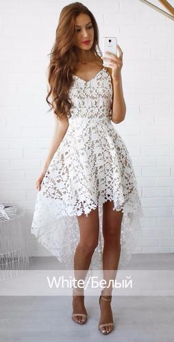 mei fashion / vestido con encaje / moda coreana