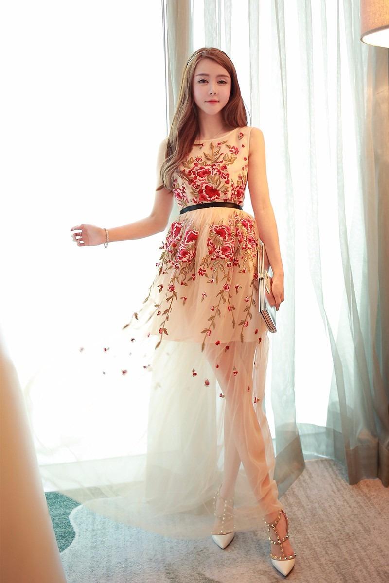 Vestidos elegantes verano