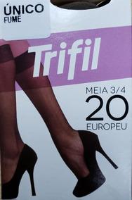 f9c071d5f Kit Meia Trifil 6 Pares - Meias Feminino no Mercado Livre Brasil