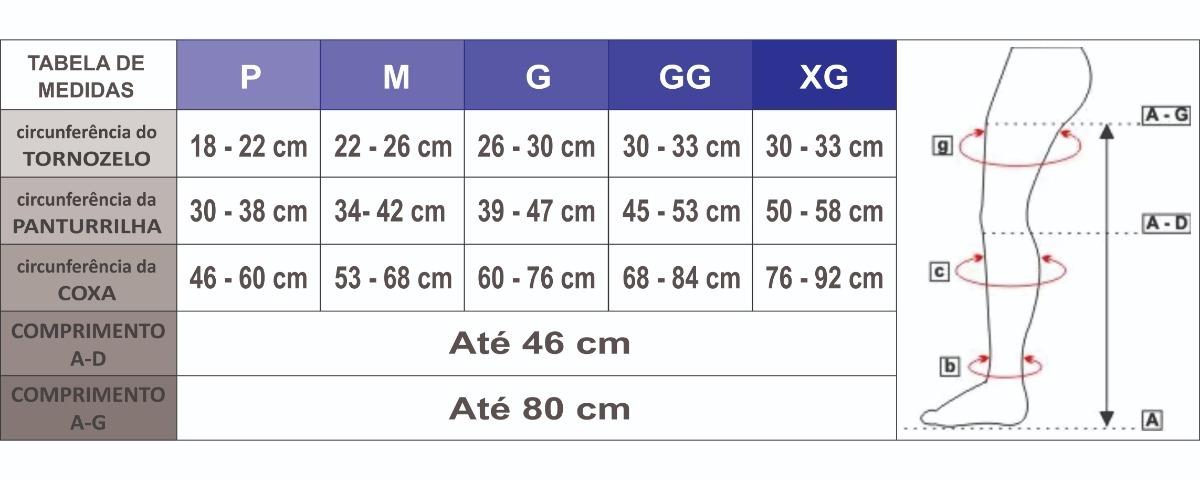 18623edfc meia antitrombo sigvaris 7 8 meia-coxa af 18-23mmhg estéril. Carregando  zoom.
