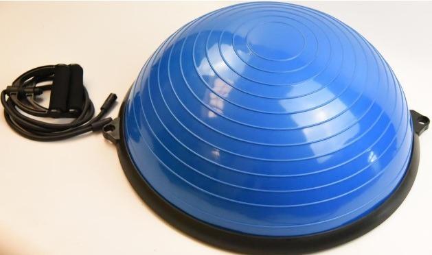 1f56be388d Meia Bola Bosu Ball Pilates Crossfit Yoga Step Bomba Grátis - R  329 ...