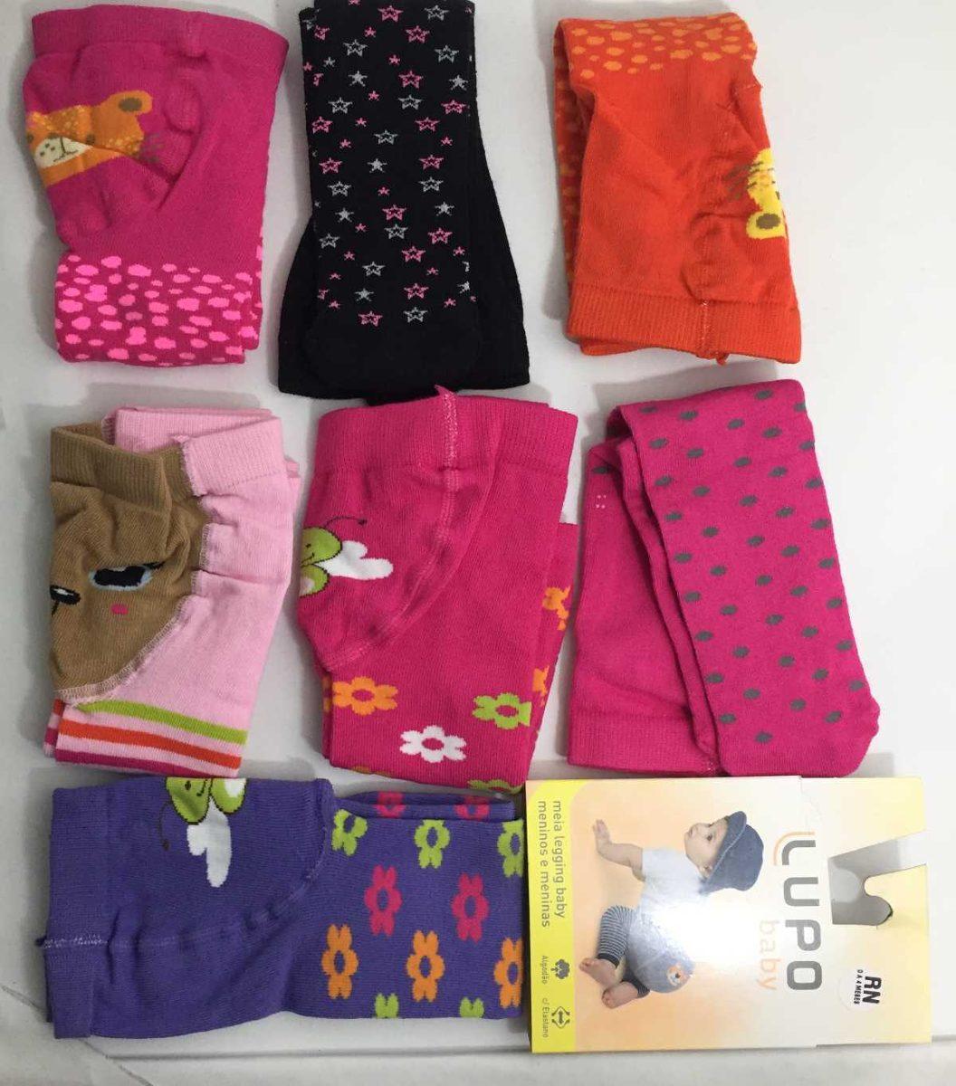 98188d9f7e meia calça baby lobinha - lupo 10 persongens e 11 tradiciona. Carregando  zoom.