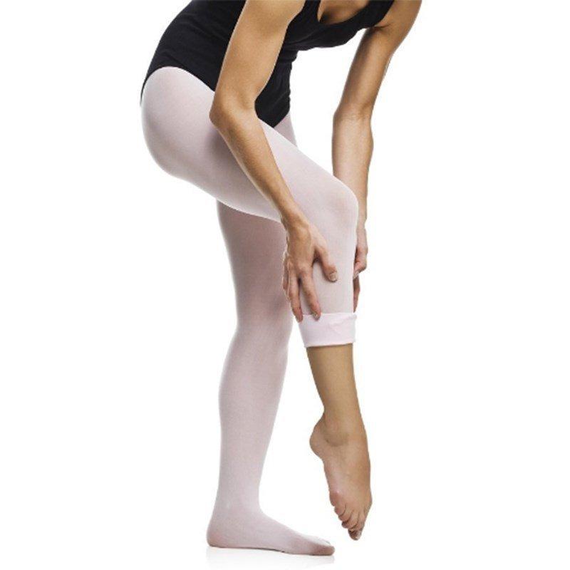 f1d8643fe meia calça com pé conversível infantil rosa só dança. Carregando zoom.