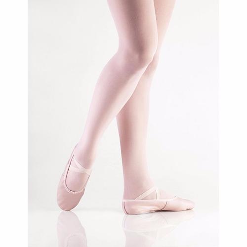 meia calça de ballet ginastica jazz ioga com pé pp.p.m.g.gg.