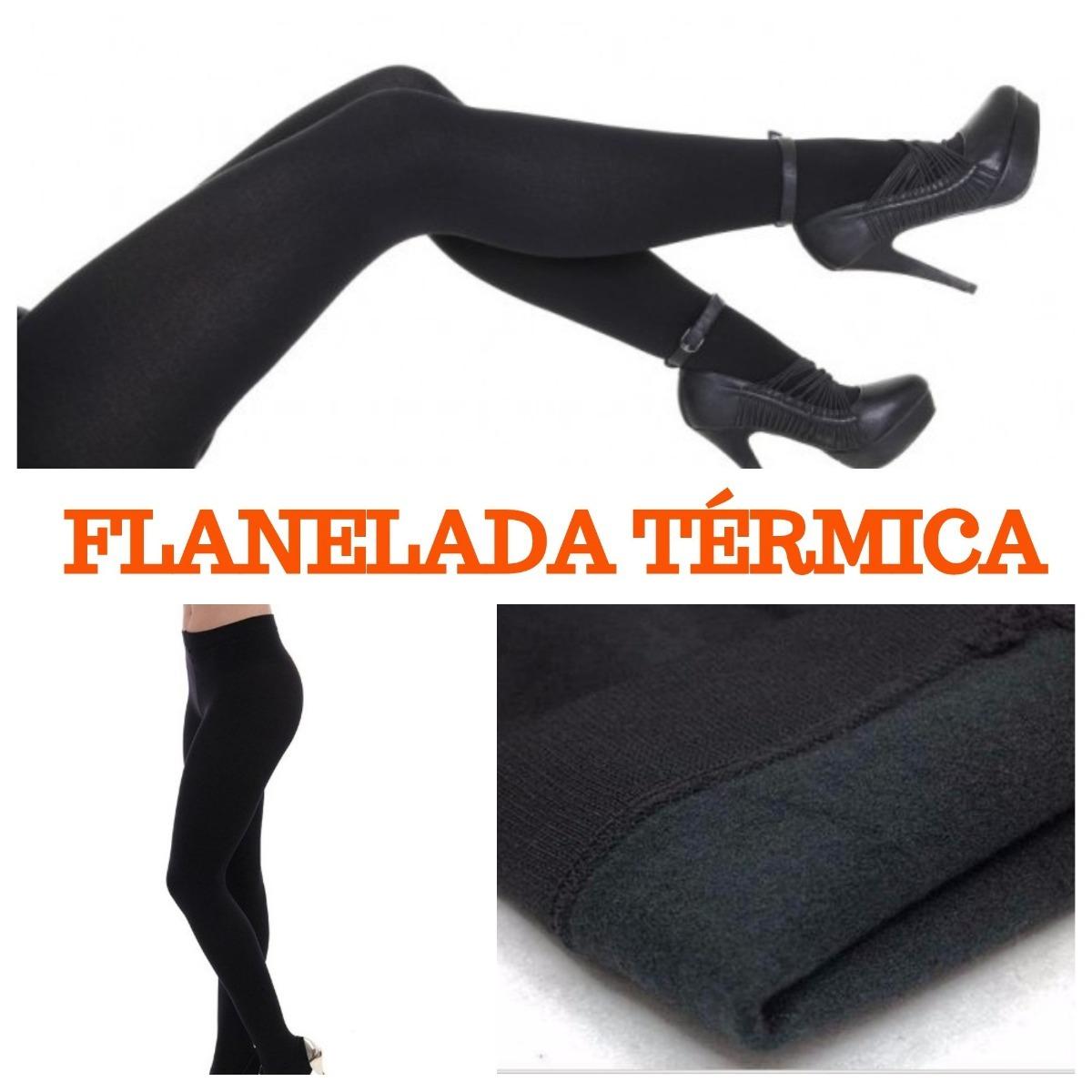23d0657ff meia calça feminina flanelada térmica - fio 180 grossa. Carregando zoom.