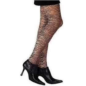 Meia Calça Importada Tigresa Tigrada