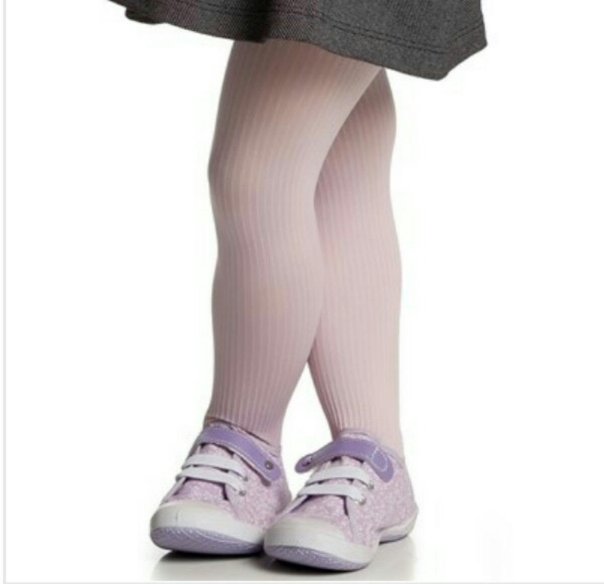 5bf37b3d1 meia calça infantil fio 70 canelada trifil 8 meses a 2 anos. Carregando  zoom.