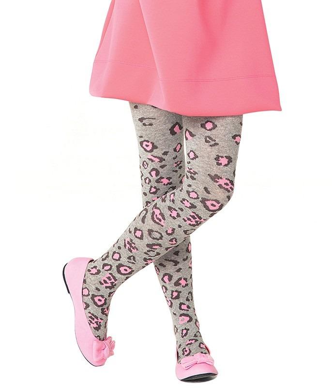 ff8e763718 Meia-calça Infantil Oncinha Trifil Algodão - R  31