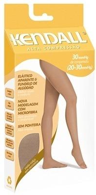 6a3dfd262 Meia-calça Kendall Alta Compressão Sem Ponteira 20-30 Mmhg - R  156 ...