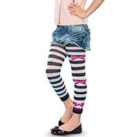 5cf3f16ee Meia Calça Legging Infantil Barbie Em Lã Nova P Criança - R  22