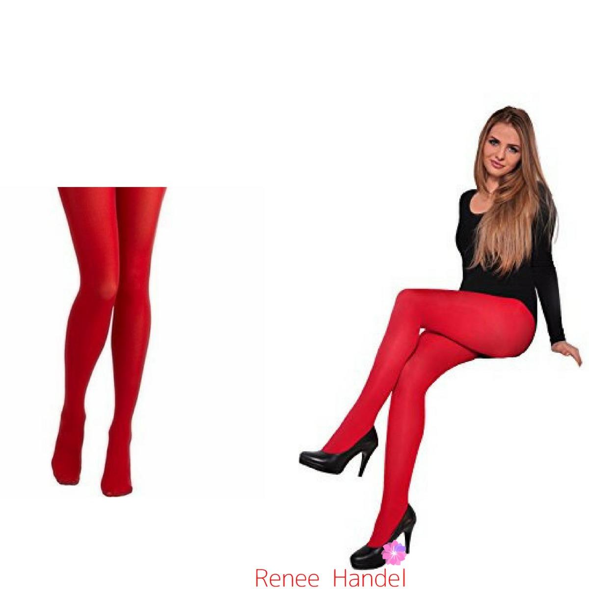 a2b7ced88 meia calça lupo fio 40 térmica vermelha design europeu off. Carregando zoom.