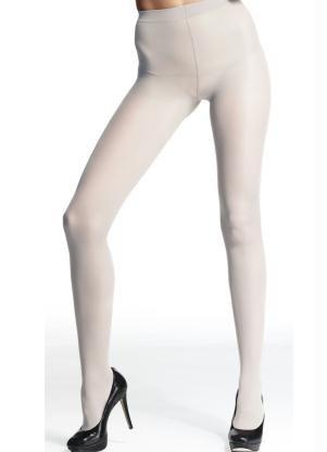 52a91cd1d Meia-calça Lupo Opaca Fio 40 Branca Antar - Medio - R  39