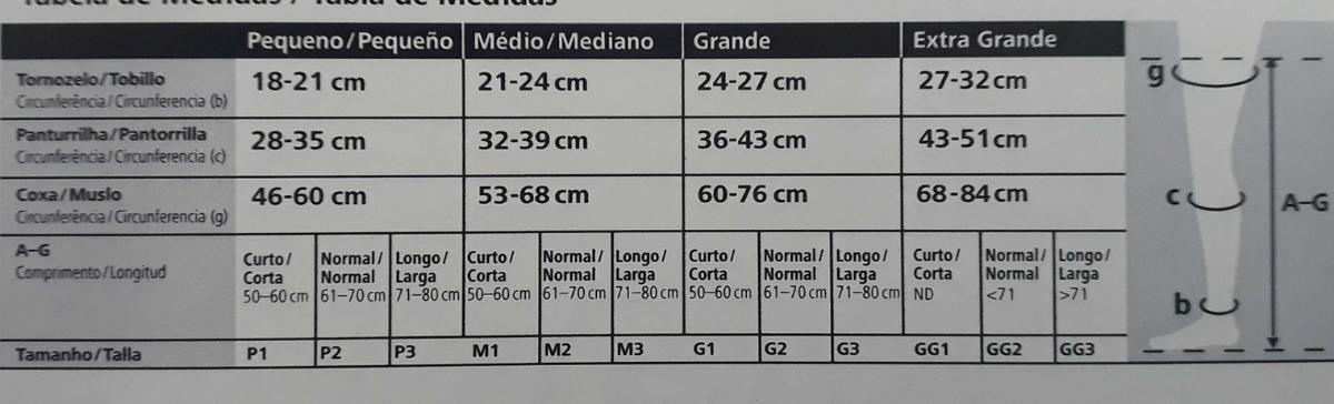 e1f98e3dc meia calça select comfort premium 30-40mmhg sigvaris. Carregando zoom.