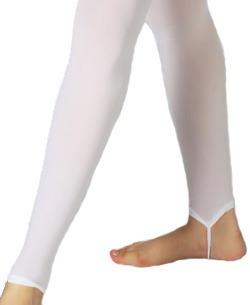 meia calça s/pé  infantil ballet dança fantasia ginástica