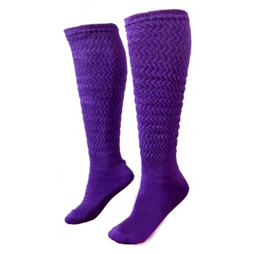 meia feminina até o joelho, aerobica, kit 6 pares