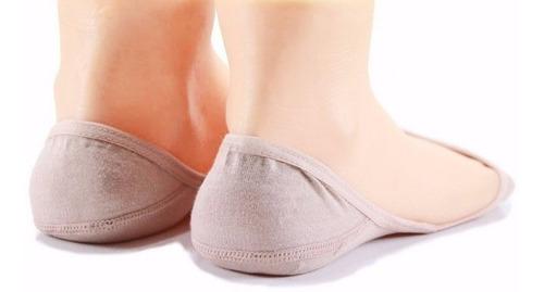 meia feminina para sapatilha * 37 a 39 * meia invisível