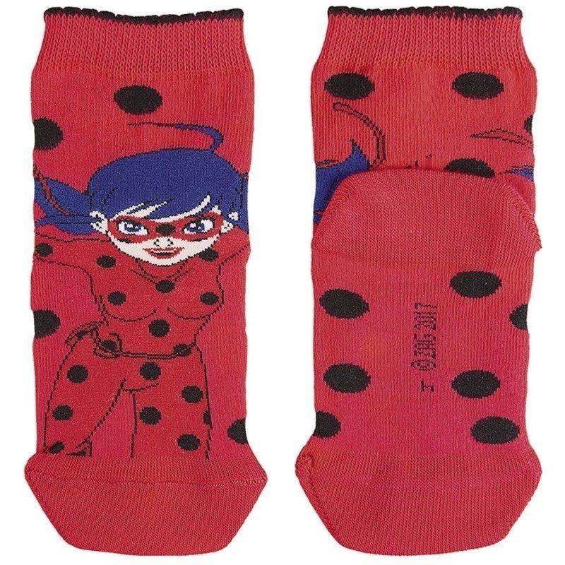 a45bb7089 meia inf. ladybug 2435 - lupo - vermelho. Carregando zoom.