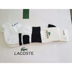 Meia Lacoste Sport  Original 8201
