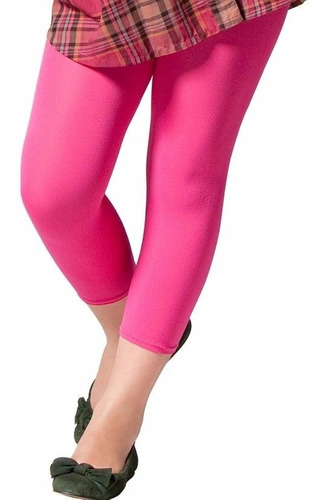 meia legging teen lisa trifil pink