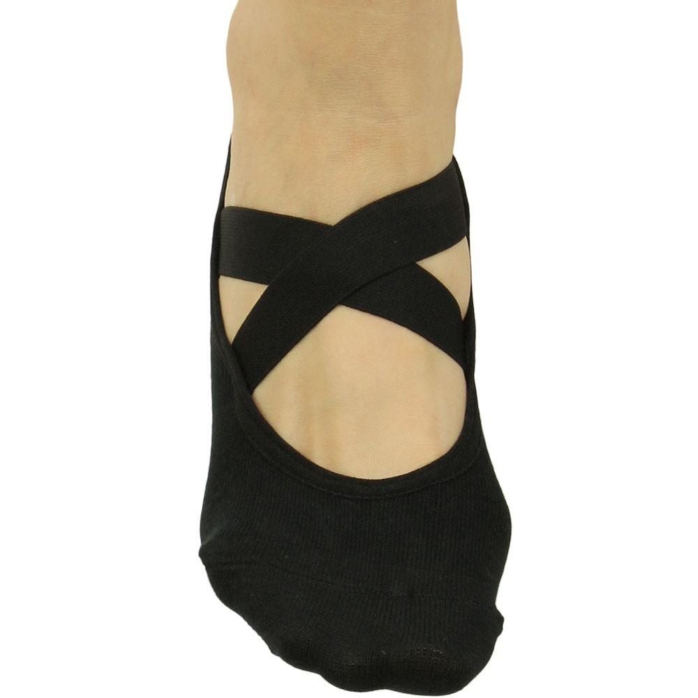 79b7616ce meia lupo antiderrapante pilates sapatilha - loja freecs -. Carregando zoom.