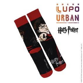 8cb9ce00f Meia Harry Potter - Meias no Mercado Livre Brasil