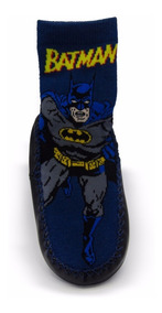 cc5666387d53e0 Meia Meiufa Pantufa Ricsen Batman Baby Do 21 Ao 28