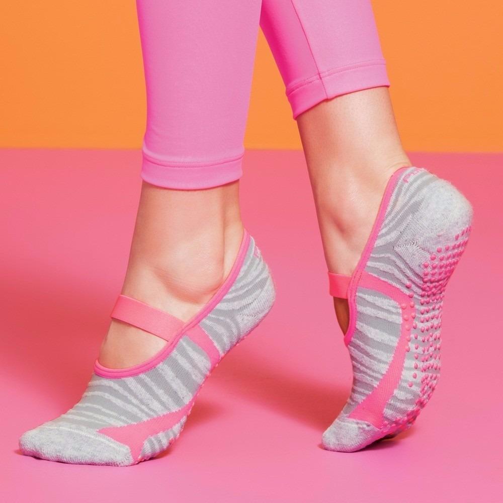 0ce1fae61 meia sapatilha puket pilates antiderrapante original. Carregando zoom.