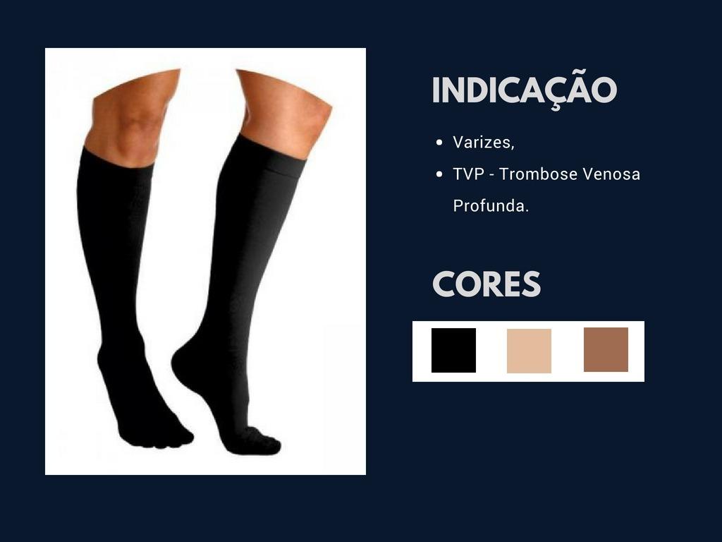 0523701e5 meia sigvaris select comfort premium -863 tam p1 (30-40mmhg). Carregando  zoom.