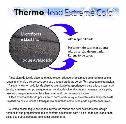 meia térmica segunda pele para o frio
