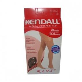 cc30211b5 Meia Elastica Kendall - Outras Meias Feminino no Mercado Livre Brasil