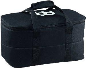meinl percussion mstbb1 bongo bag - negro