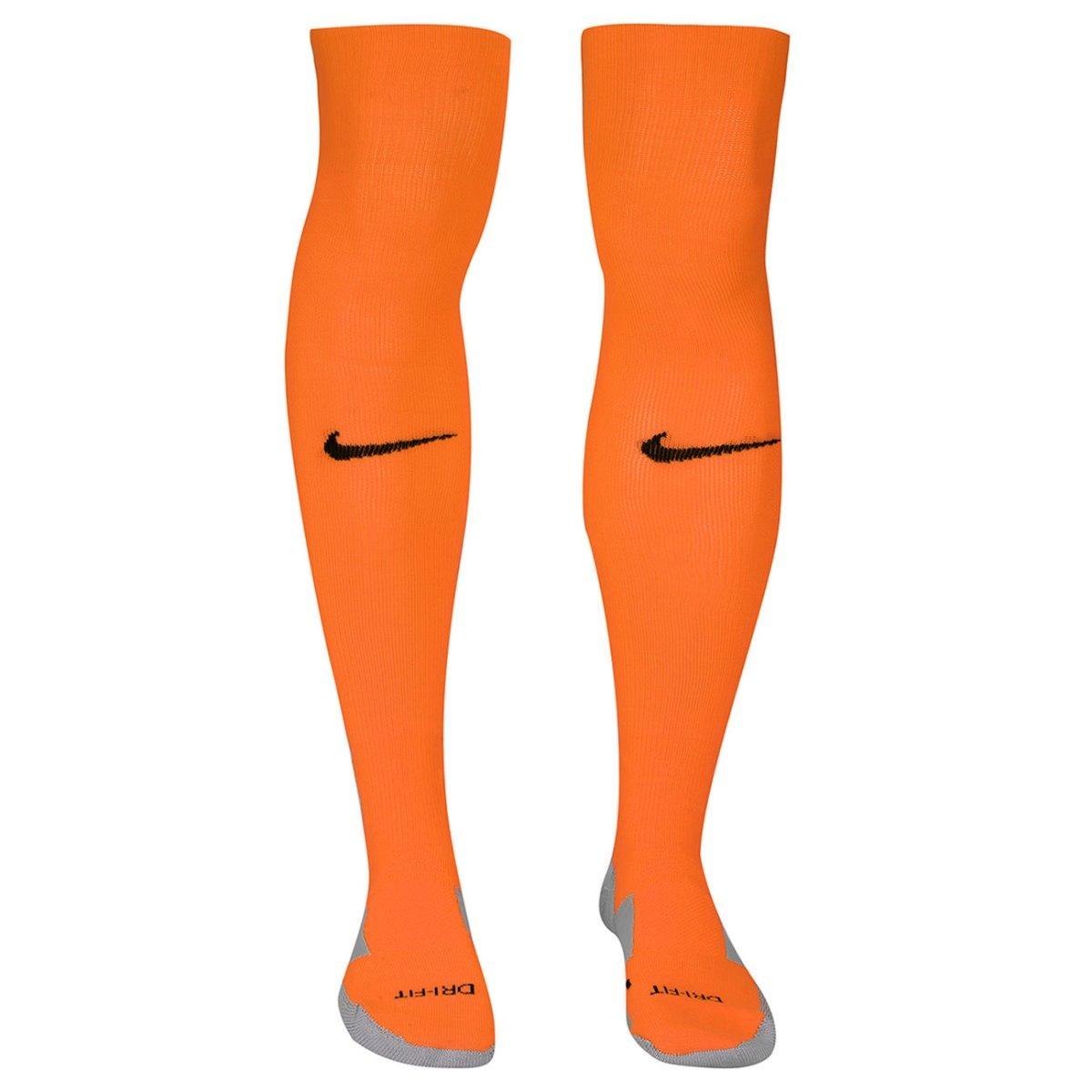 f53dfe643f meião nike max fit football otc laranja. Carregando zoom.
