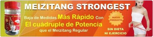 meizitang strong version rojo**