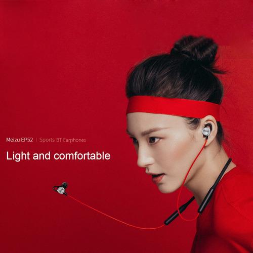 meizu ep52 sports bt auriculares bt4.1 auriculares diseño