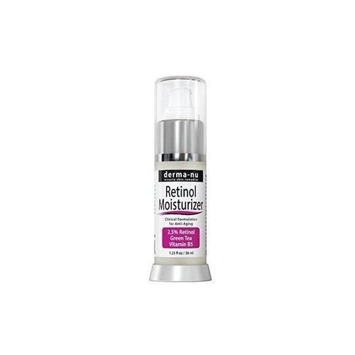 mejor crema facial de retinol para una piel impecable, noche
