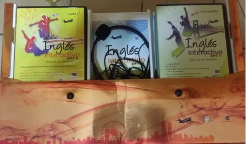 mejor curso interactivo ingles  idiomas sin fronteras