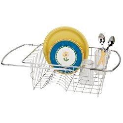 mejor houseware ajustable sobre el fregadero drainer del pl