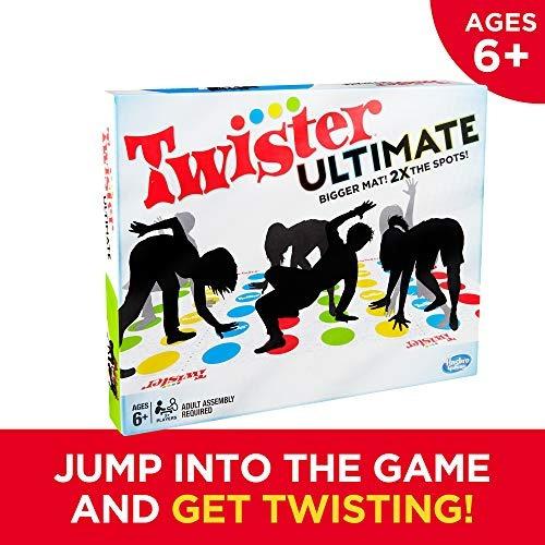 mejor juego de twister