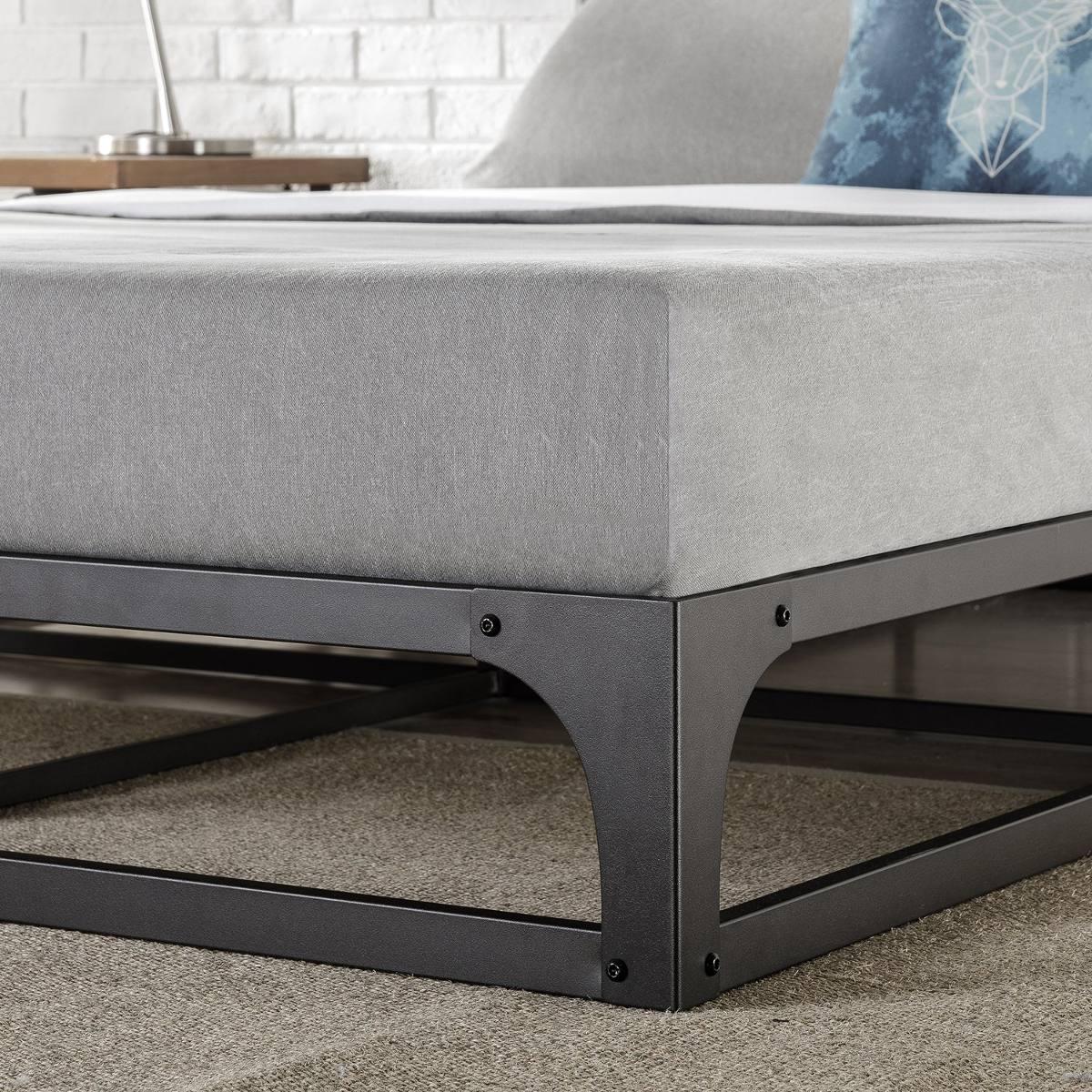 Mejor Precio Somier King Bed Frame 9 Marco De Cama Con ... - $ 1.938 ...