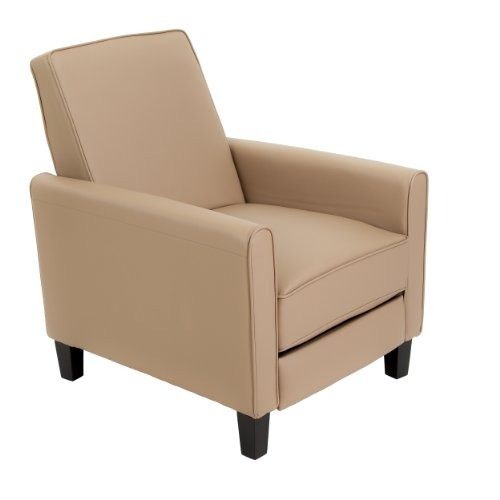 mejor reclinable de cuero vendedora diego camello pu, vicen