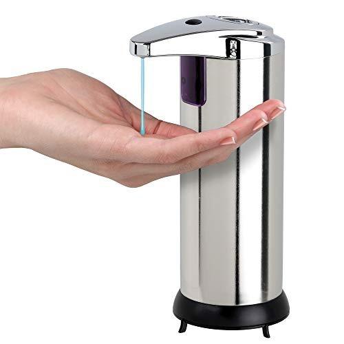 mejor vida products 70190 capacidad dispensador jabón libre