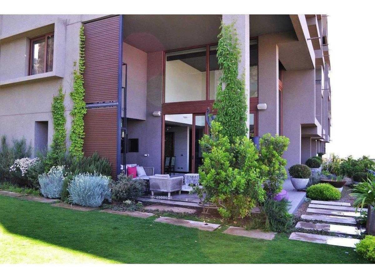 mejor vista santiago / con jardín privado / finas modificaciones / santa teresa de los andes