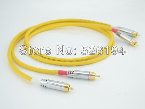 mejora tu sonido cable rca high end van den hul 1 mt un par