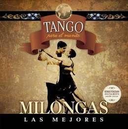 mejores milongas las tango para el mundo varios cd nuevo
