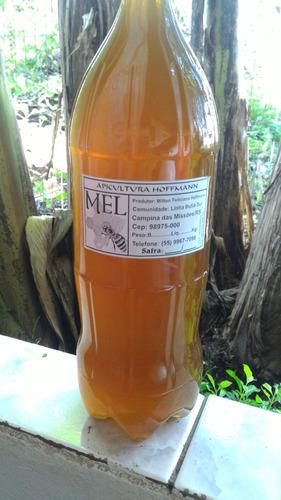 mel abelha africana 100% puro 3 kg