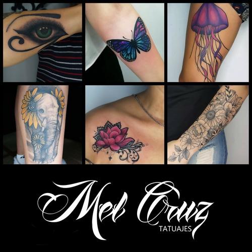 mel cruz tatuajes-estudio privado en montevideo