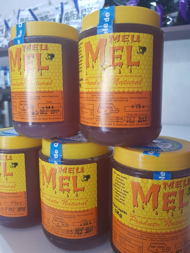 mel de abelha 100% puro artesanal 1 litro kg barato curitiba