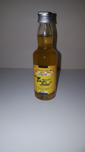 mel de jatai - 60 ml - 100% natural e puro