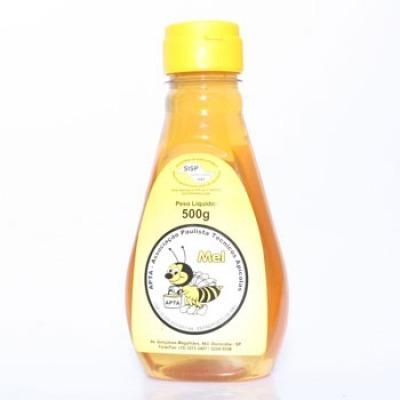 mel puro silvestre apta bisnaga 500g